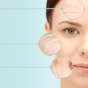 Reducing the appearance of wrinkles with collagen