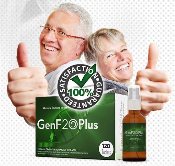 Genf20 Plus 100% money Back Guarantee