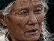 Wrinkles On A Skinny Face