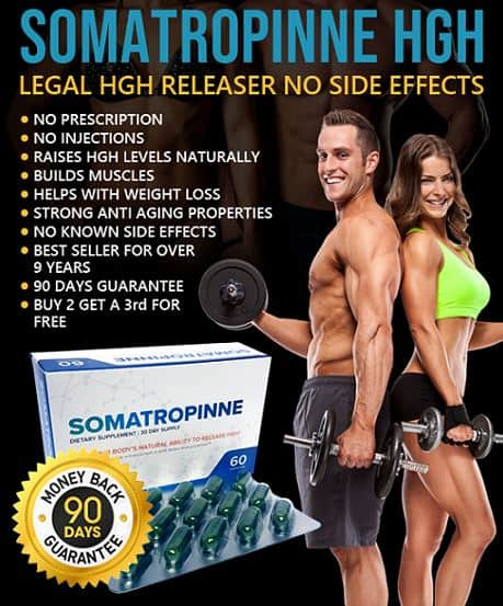 Somatropinne Review: Can It Remove Wrinkles And Improve Body Mass